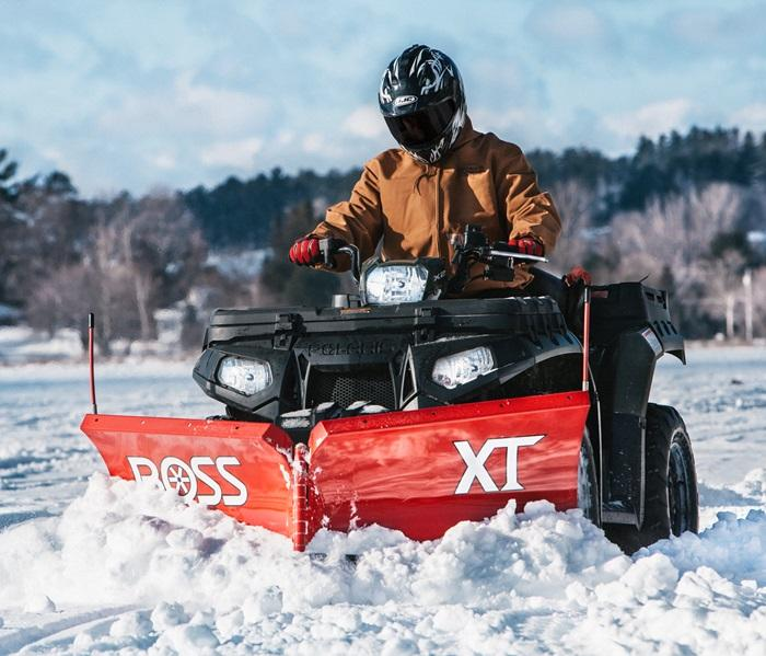 2020 BOSS COMPACT V-PLOW