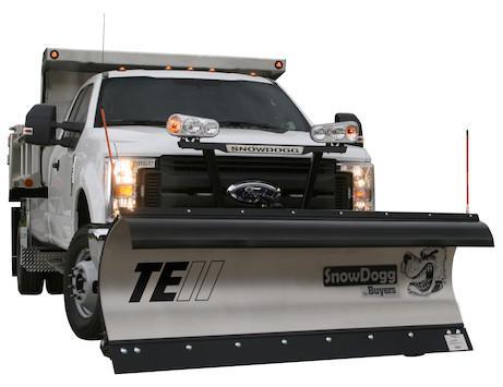 2020 SnowDogg TE75 II Snow Plow