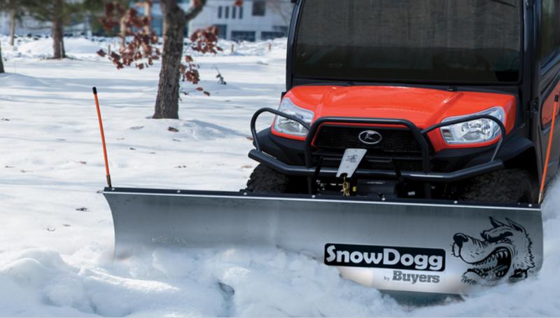 SNOWDOGG MUT UTV
