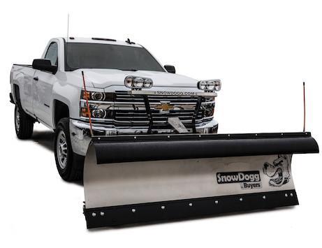 2020 SnowDogg TE90 Snow Plow