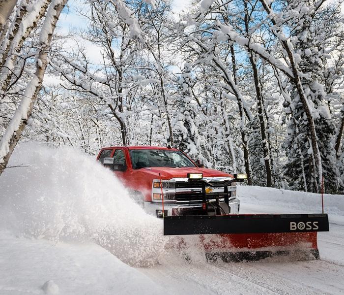 2020 BOSS STANDARD-DUTY SNOW PLOW