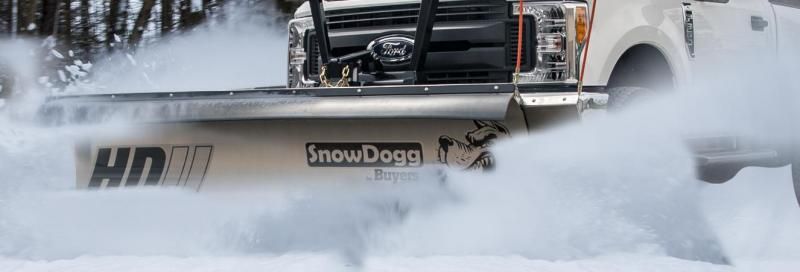 2020 Buyers SNOWDOGG HDII SNOW PLOW WITH RAPIDLINK