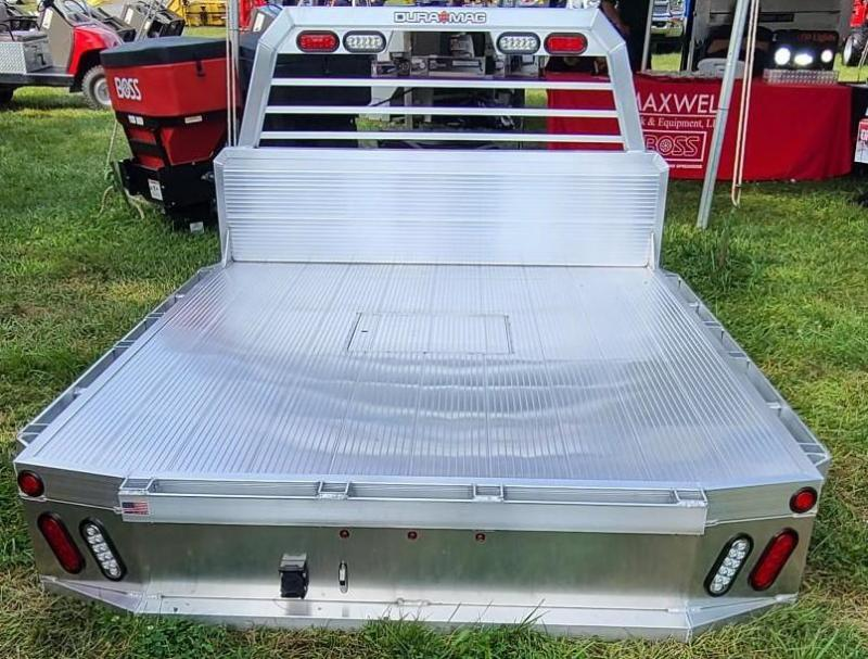 2021 DuraMag Flatbed Truck Bed