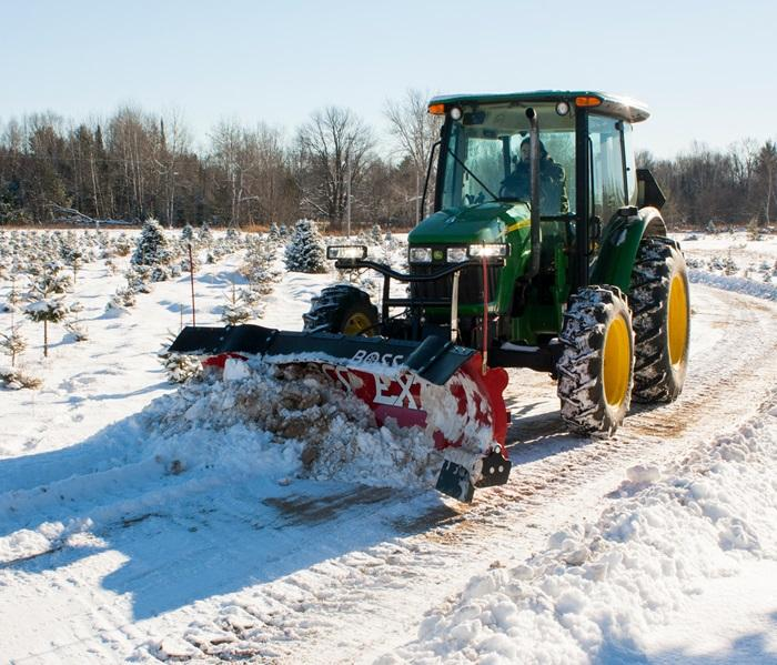 2020 BOSS TRACTOR PLOWS Snow Plow