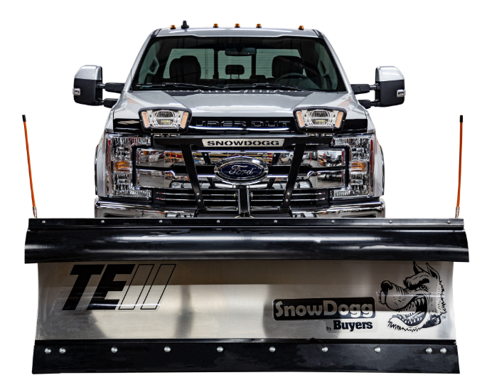 2020 Buyers SNOWDOGG TEII SNOW PLOW WITH RAPIDLINK