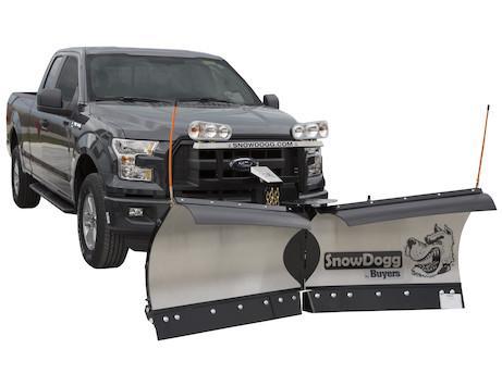 2020 SnowDogg VMD75 Snow Plow
