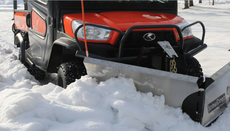 2020 Buyers SNOWDOGG VUT UTV