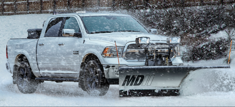 2020 Buyers SNOWDOGG MDII SNOW PLOW