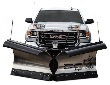2020 SnowDogg VXF95 Snow Plow