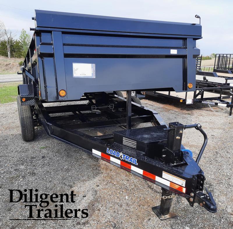 """2021 Load Trail 83""""x14' Tandem Axle 14K Dump Trailer"""
