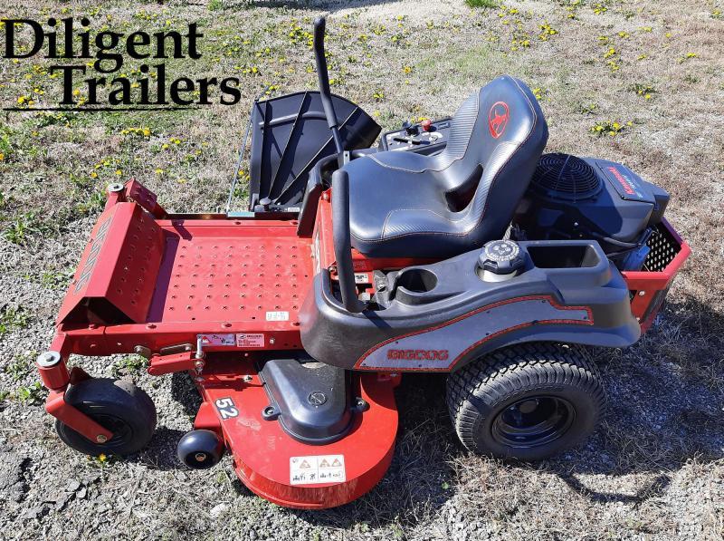 """2019 Big Dog Mower Co Alpha 52"""" Zero Turn Lawn Mower"""
