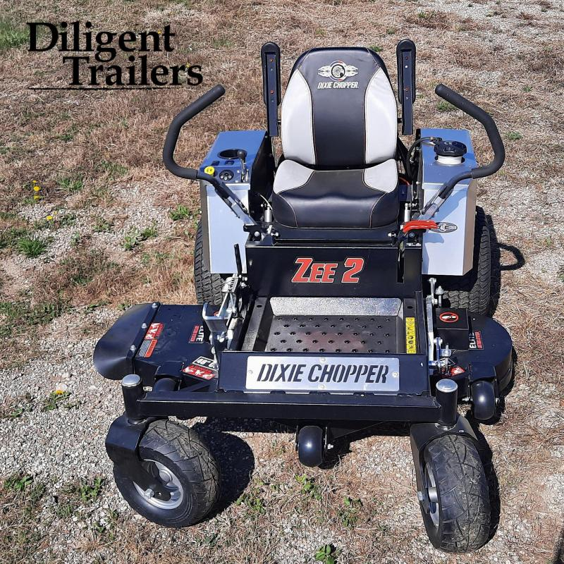 "2020 Dixie Chopper Zee 2 48"" Zero Turn Lawn Mower"