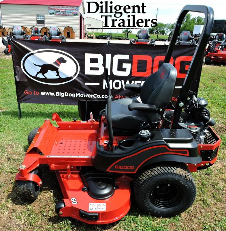 "2019 Big Dog Zero Turn Lawn Mower Stout MP 60"""