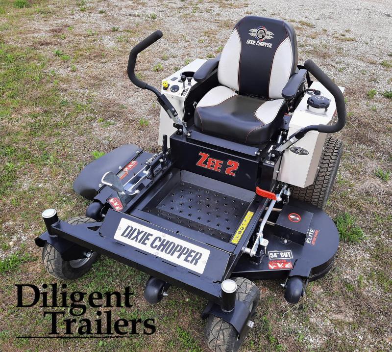 "2020 Dixie Chopper Zee 2 54"" Zero Turn Lawn Mower"