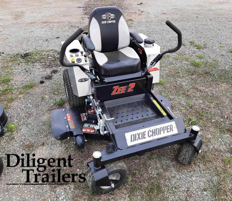 "2020 Dixie Chopper Zee 2 42"" Zero Turn Lawn Mower"