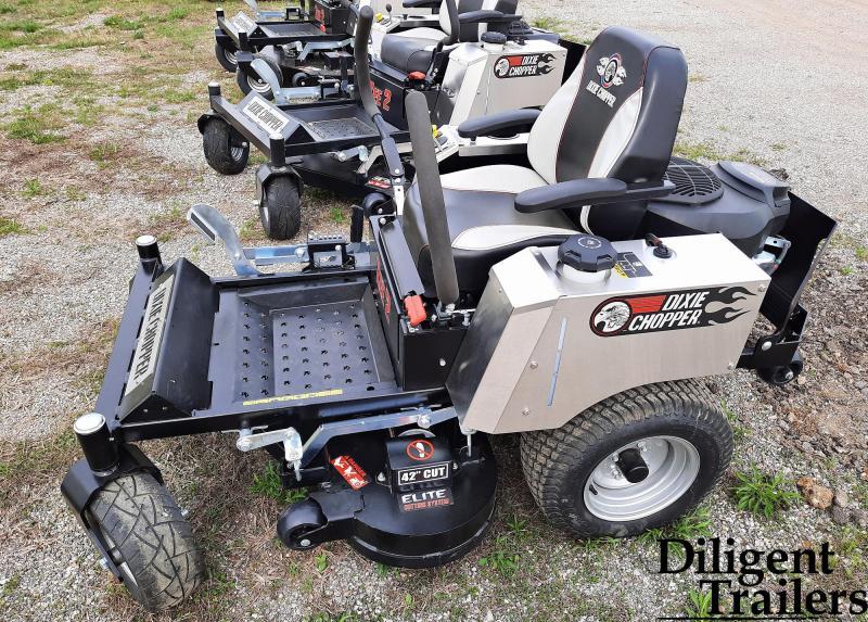 "2020 Dixie Chopper Zee 2 42"" Zero Turn Lawn Mower"
