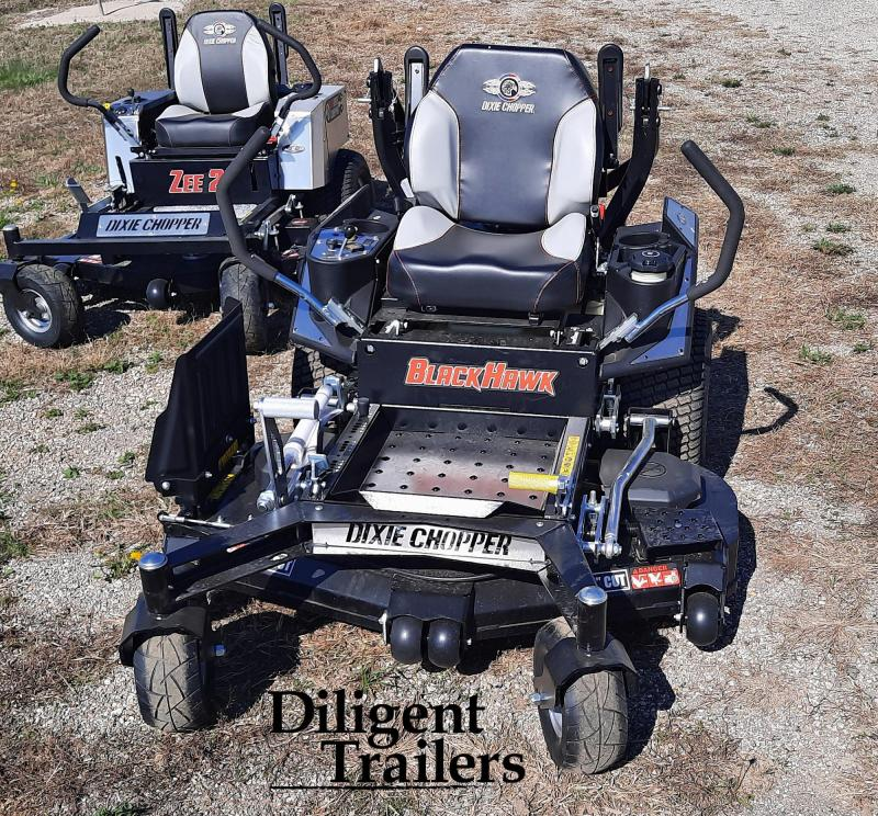 "2020 Dixie Chopper BlackHawk 54"" Zero Turn Lawn Mower"