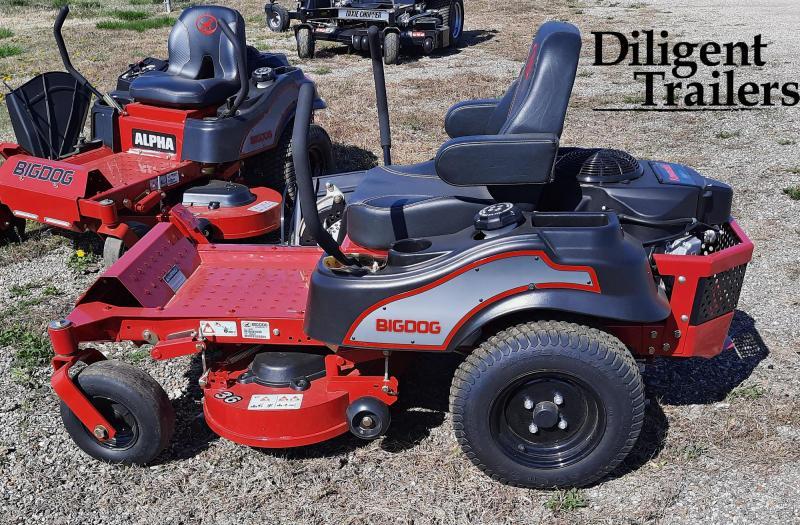 """2018 Big Dog Zero Turn Lawn Mower Alpha MP 36"""""""