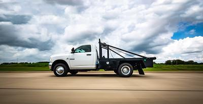2021 CM Truck Beds GP (Gin Pole) Truck Bed