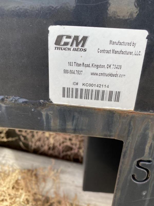 2018 CM Truck Beds SK Truck Bed Bargain
