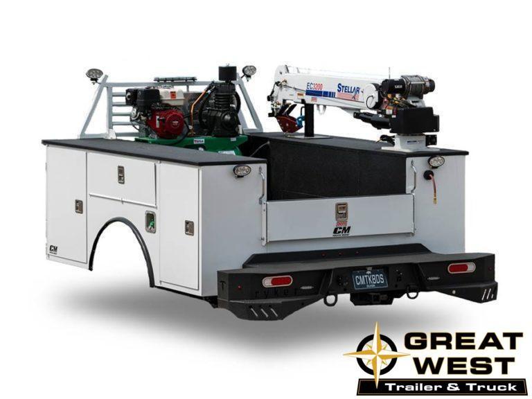 2021 CM Truck Beds CR (Crane Body) Truck Bed
