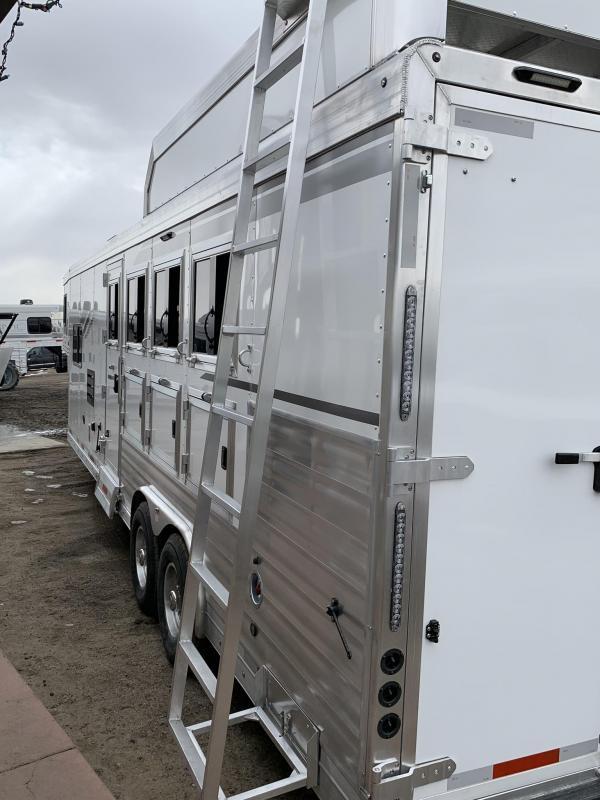 2019 SMC 10' Short Wall 4 Horse Trailer