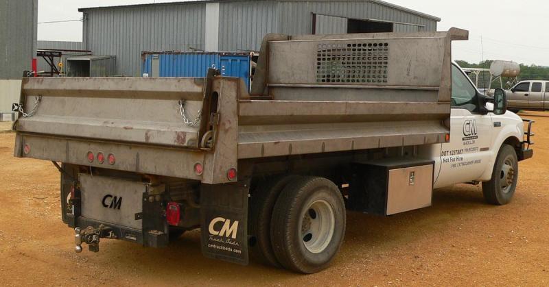 2021 CM Truck Beds DB (Dump Body) Truck Bed