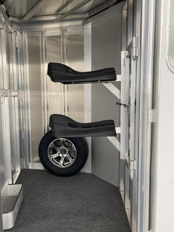 2020 Exiss Trailers EXPRESS 2 Horse Trailer