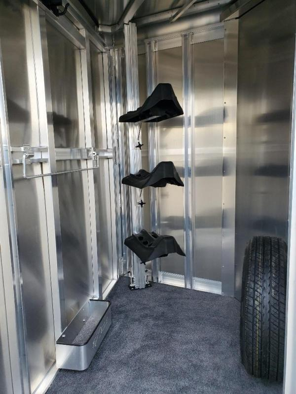 2020 Exiss Trailers Express 3 Horse Trailer