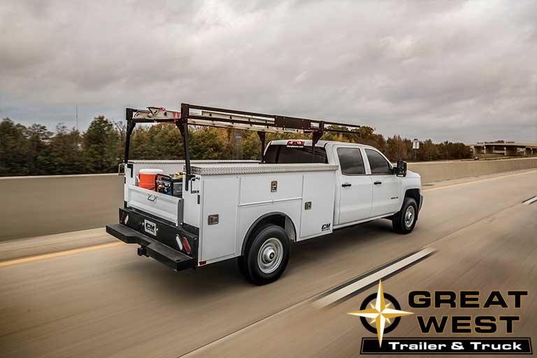 2021 CM Truck Beds SB (Service Body) Truck Bed