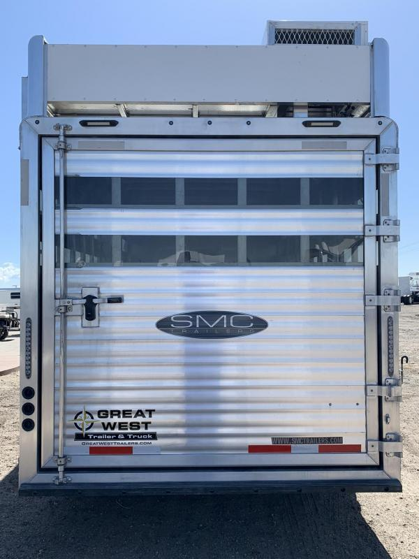 2020 SMC Stock Combo 13 Living Quarters Horse Trailer