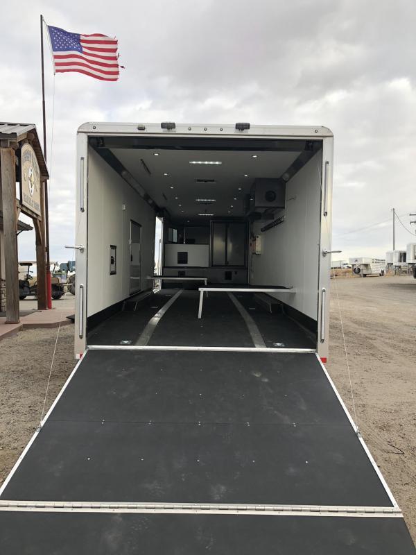 2019 Mission Multipurpose Snowmobile Trailer