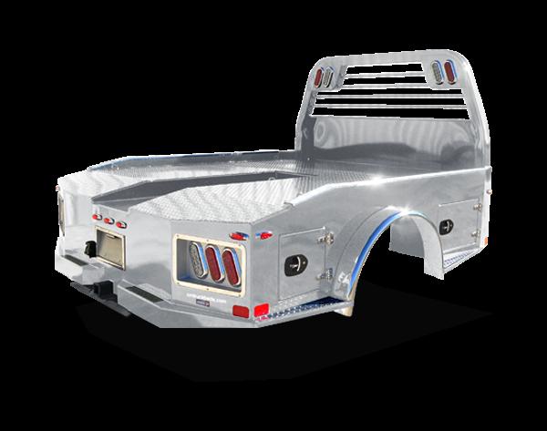 CM Aluminum ER Truck Bed