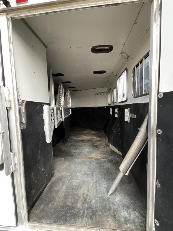 1999 4H GN Sooner Horse Trailer