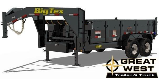 2021 Big Tex Trailers 14GX-14 Dump Trailer