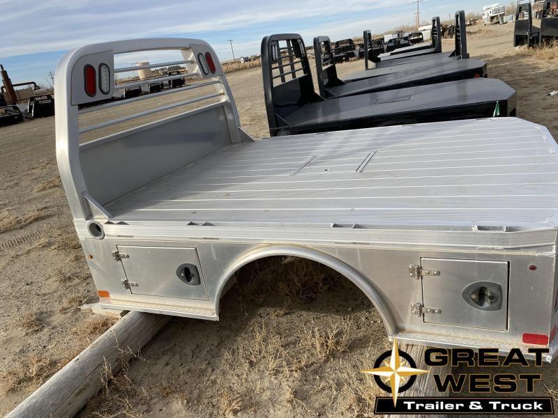 2018 CM Truck Beds ALSK ALUMINUM Truck Bed