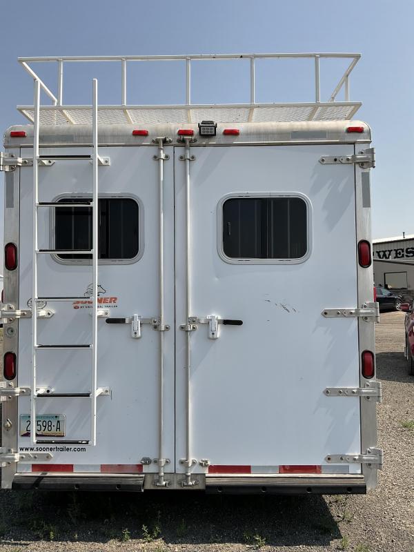 2006 Sooner 4 Horse Trailer