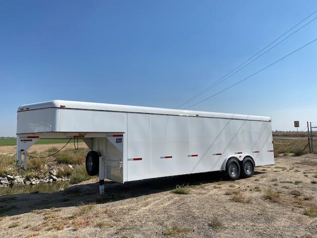 2019 W-W Trailer 24Ft Enclosed Enclosed Cargo Trailer