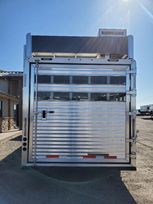 2020 SMC Horse Trailers SL81613SSRT Livestock Trailer