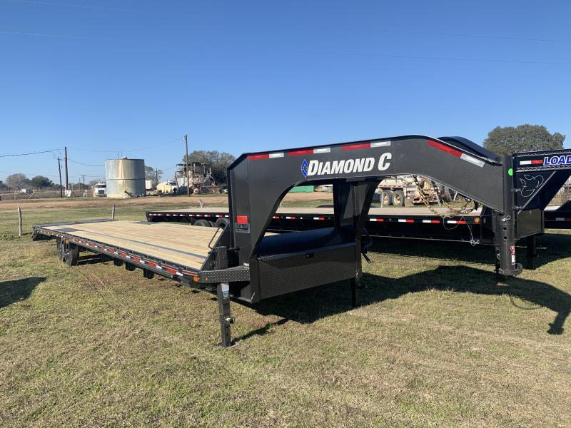 2021 Diamond C Trailers 40' MAX RAMPS FMAX208
