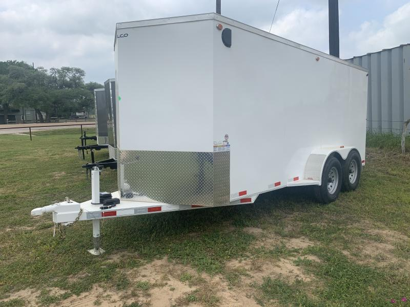 2021 Delco Trailers 7X16 CARGO RAMP DOOR