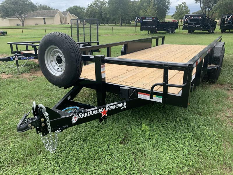 2020 Other 83X20 UTILITY SLIDE IN RAMPS