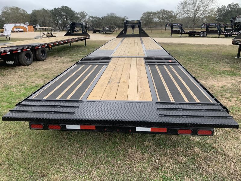 2021 Diamond C Trailers 40' HYDRO TAIL AIR RIDE 25.9K