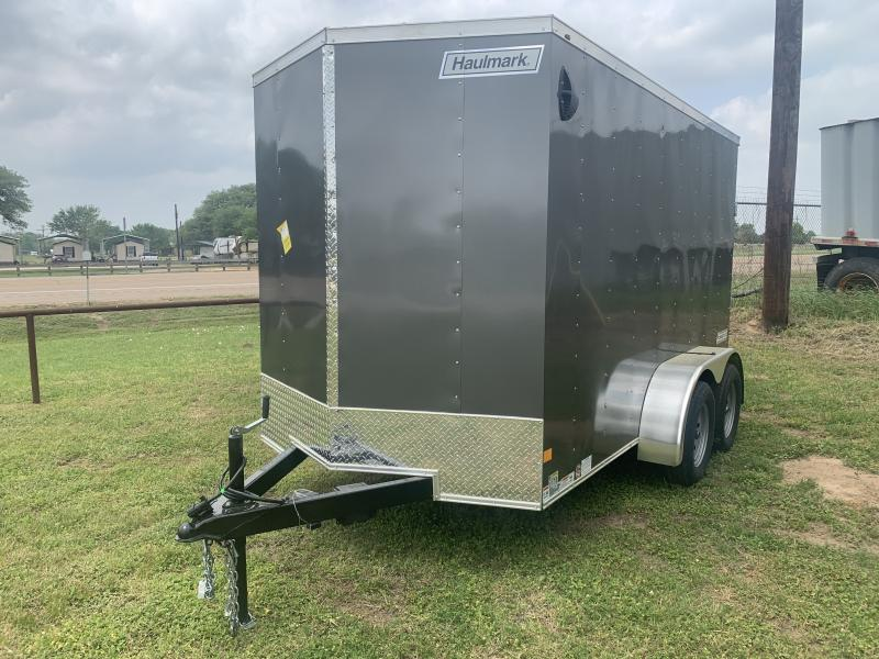2021 Haulmark 6X12 CARGO RAMP DOOR