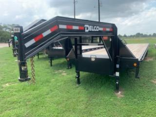 2019 Delco Trailers 40' FLATBED AIR RIDE STRAIGHT DECK