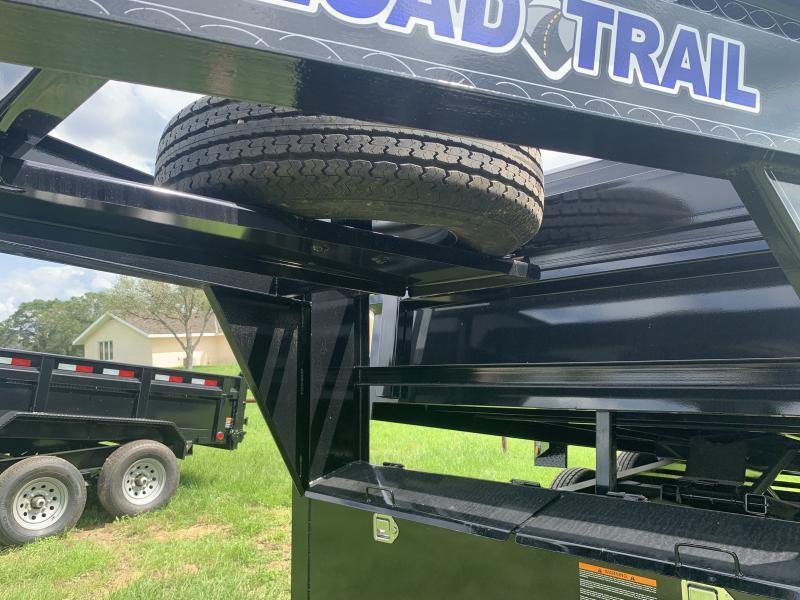2021 Load Trail 83X14 G. DUMP 14K