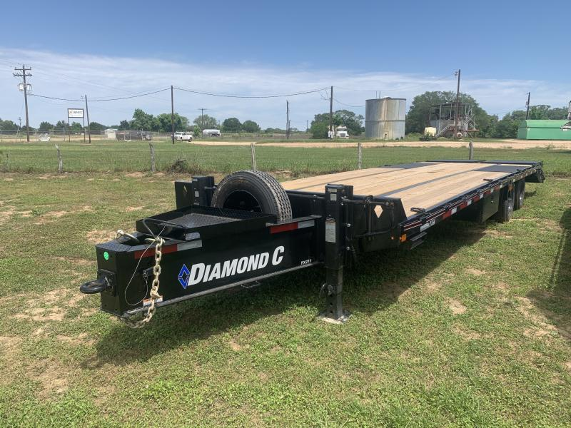 2021 Other 102X30' FLATBED PINTLE HOOK 30K AIR RIDE