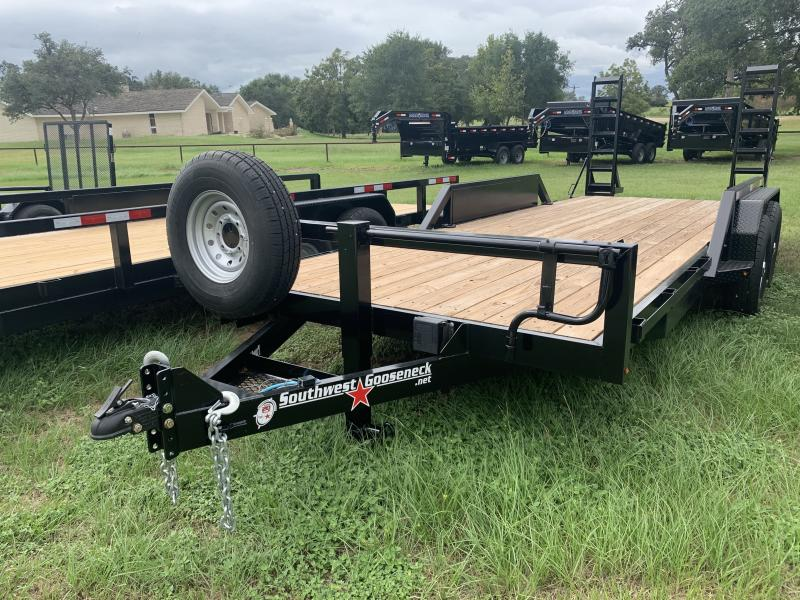 2020 Other 20' LOWBOY W/ STAND UP RAMPS