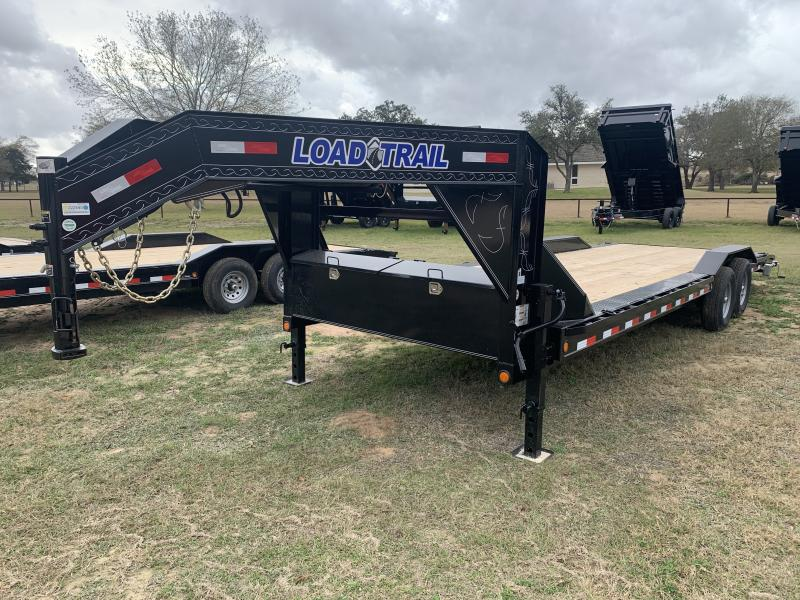 2021 Load Trail 26' LOWBOY SLIDE IN RAMPS 14K
