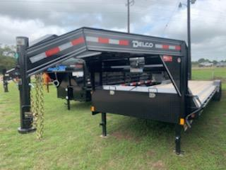 2020 Delco Trailers 102X32' CARHUALER 14K
